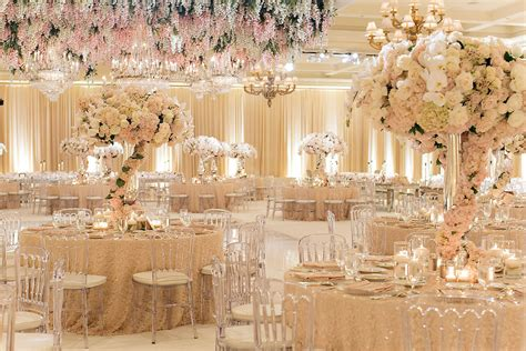 luxurious blush and gold wedding at the montage laguna by details details southern