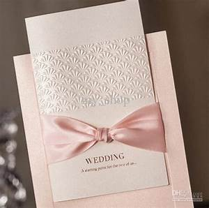 Light pink wedding invitations sunshinebizsolutionscom for Wedding invitation designs fuchsia pink