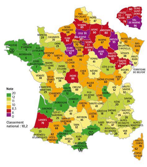 Carte De Avec Les Nouveaux Départements by Infos Sur Carte Departements 2016 Arts Et Voyages