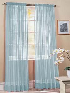 Light blue sheer curtain panels curtain menzilperdenet for Sky blue curtains for bedroom