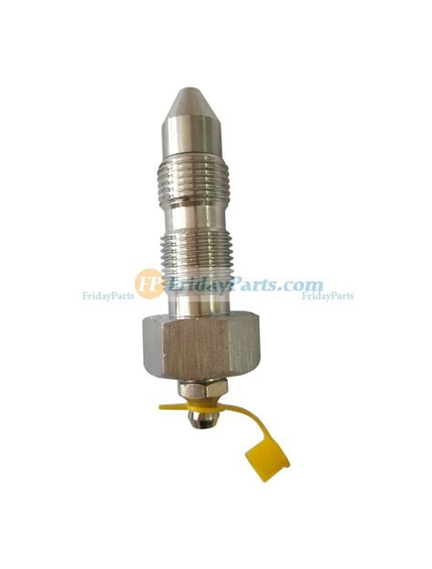 buy  pcs track valve grease fitting    caterpillar cat    cr