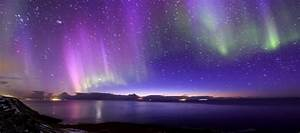 Northern lights put on dazzling celestial display as solar ...