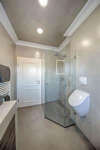 Badgestaltung Ohne Fliesen : die besten 25 badezimmer ohne fliesen ideen auf pinterest ~ Michelbontemps.com Haus und Dekorationen