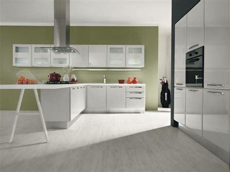 couleur de cuisine en  idees modernes  inspirantes