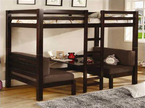 le lit mezzanine avec bureau est l ameublement cr 233 atif pour les chambres d enfant archzine fr