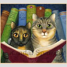 Pin By Sunny Day Publishing, Llc On All About Books And Reading In 2019  Cat Reading, Cats