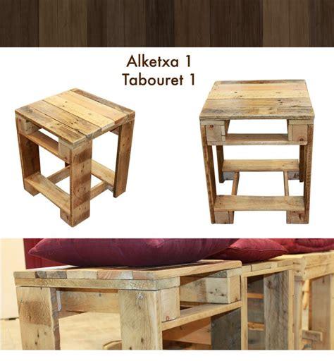 Table Et Chaises En Palettes Recyclées Wood Pixodium 19 Best Les Meubles En Palette De Martxuka Images On