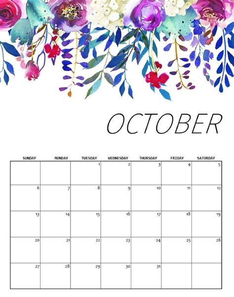 october  calendar  holidays  net market
