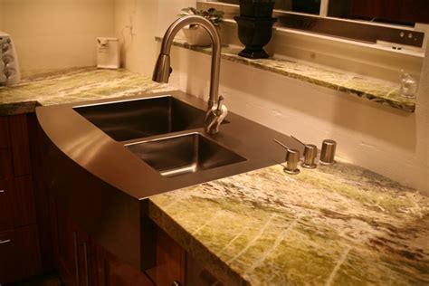 Flush Mount Apron Sink Interior Designs