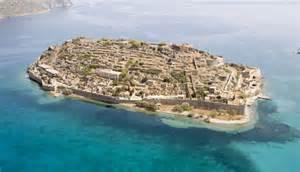 City of Knossos Crete Island