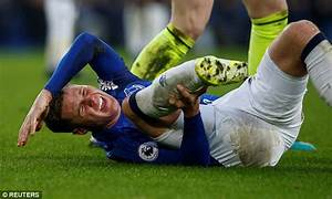 James McCarthy breaks leg after Salomon Rondon tackle ...