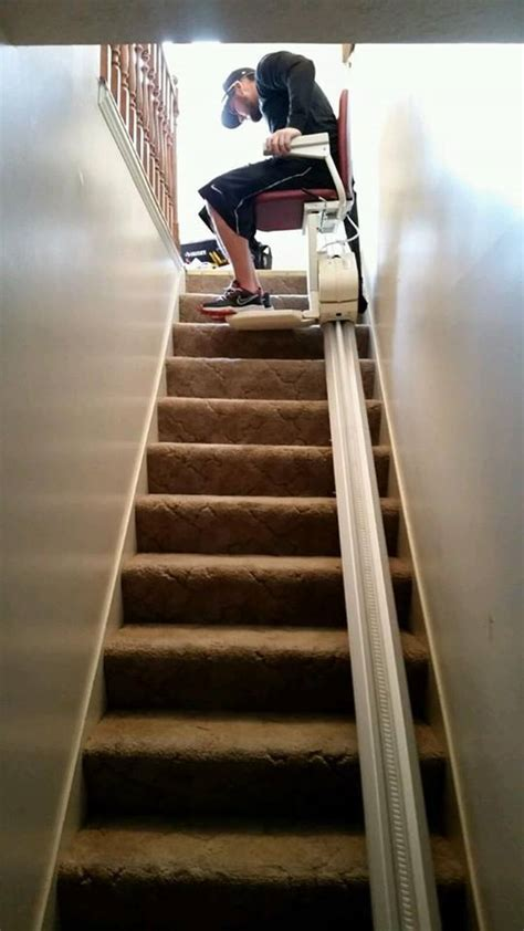 stairlift install salt lake city utah western
