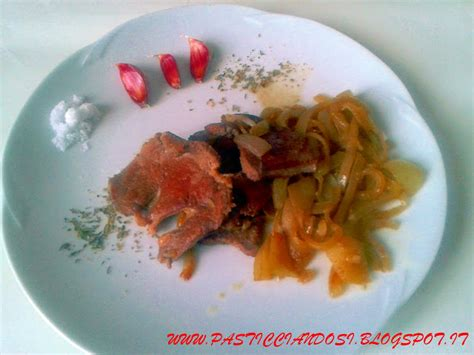 Come Cucinare Il Fegato Di Vitello by Ricette Di Fegato Di Vitello
