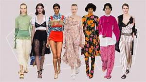 SS17 Fashion Trend Report: The Best Women's Fashion Trends ...