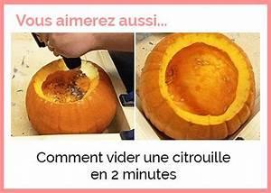 Comment Vider Une Citrouille : 10 id es originales pour d corer vos citrouilles muramur halloween ~ Voncanada.com Idées de Décoration