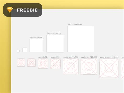 sketch ios template favicon ios icon template for sketch freebie sketch resource sketch repo