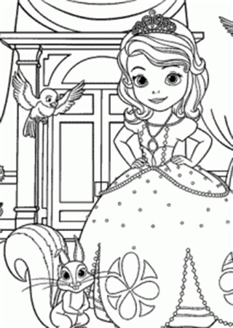 sofia coloring pages  kids printable