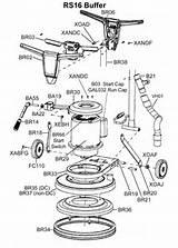 Floor Machine Dayton Parts