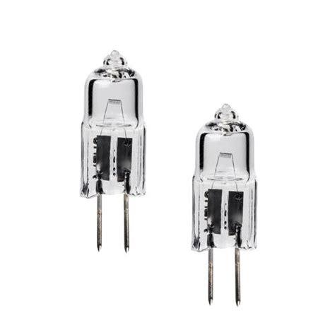 12v 20w halogen jc bi pin light bulb 2x affordable