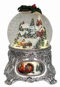 Boule De Neige Noel : boule de noel musicale ~ Zukunftsfamilie.com Idées de Décoration