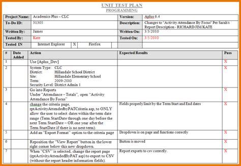 software test plan template shatterlioninfo