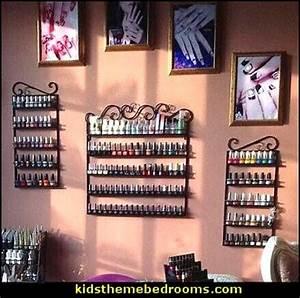 Decorating theme bedrooms - Maries Manor nail salon
