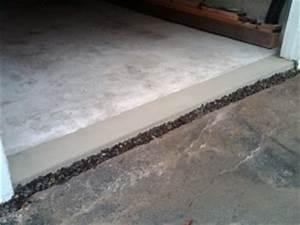 concrete repair in maine sidewalks floors porches With cement floor repair in garage