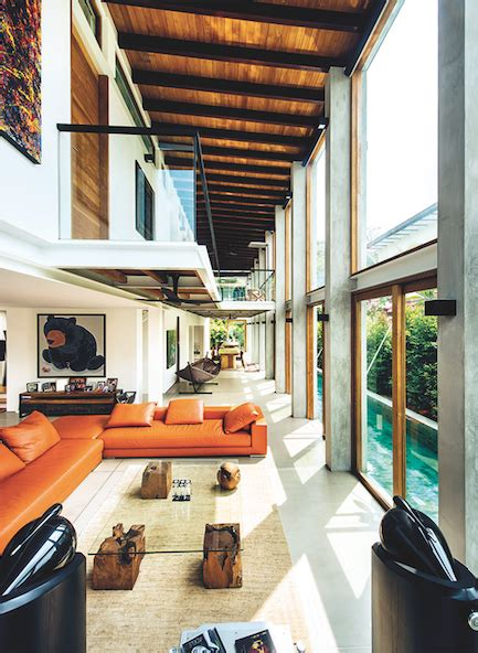 house   storey  bedroom bungalow   braddell area   modern tropical vibe