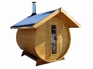 Sauna Mit Holzofen : fass sauna fasssauna gartenlaube gartenhaus holzofen ~ Whattoseeinmadrid.com Haus und Dekorationen