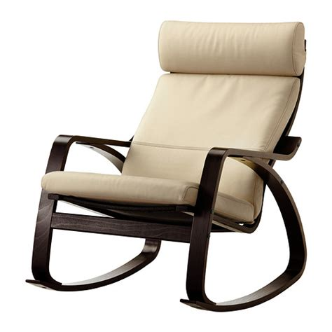 chaise rocking chair ikea poäng rocking chair glose white ikea