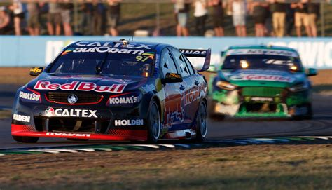 frosty acknowledges exciting title battle supercars