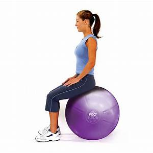 Duraball Inflatable Pro Exercise Ball