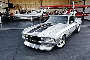 68 Mustang Fastback Converted Into a '67 G.T. 350 Shelby!