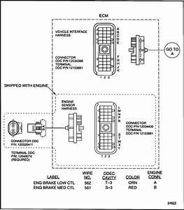 Ddec 5 Ecm Wiring Diagram