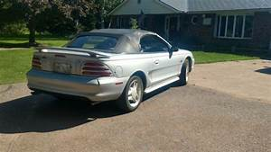 94 Ford Mustang GT 5 speed Convertible - Classic Ford Mustang 1994 for sale
