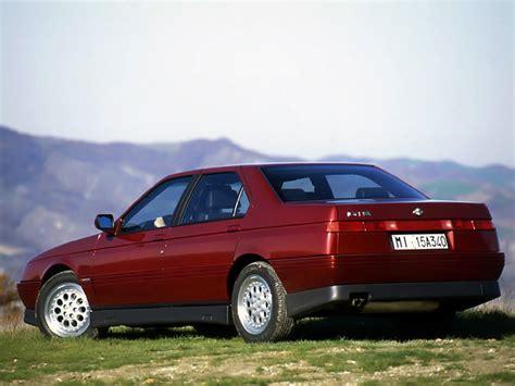 Alfa Romeo 164 by Alfa Romeo 164 Technical Specifications And Fuel Economy