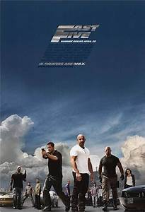Fast Five / Fast and the Furious Autograph Signed Movie ...