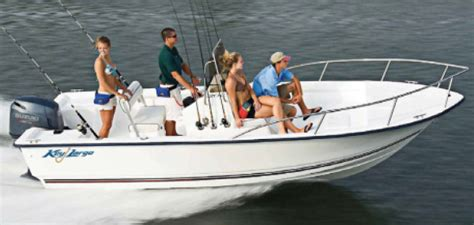 Key West Express Boat Specs by Northeast Boat Builders Guide