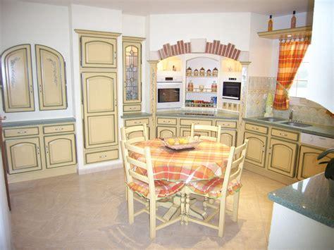 cuisine andre acheter une cuisine de type provençale sur mesure à