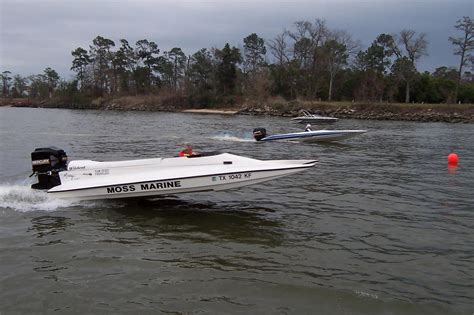 Dsra Boat Racing by 1994 Mirage Wildcat