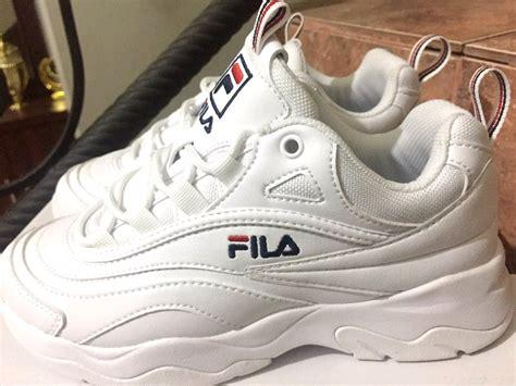 Sepatu Fila Ukuran 37 jual sepatu fila sz 37 original di lapak adji
