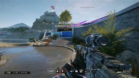 Rainbow Six Siege Velvet