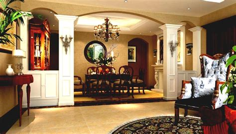 Traditional Home Interior Designs