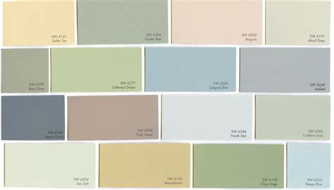 Sherwin Williams Paint Colors Sage Green  Paint Color Ideas