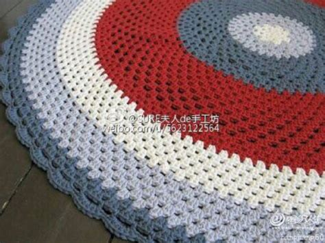 rug crochet pattern crochet kingdom