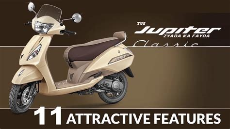 Tvs Classic Wallpaper by 11 Attractive Features Of Tvs Jupiter Classic Edition