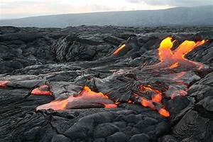 Park Offers Route And Tips For Viewing Lava Flows