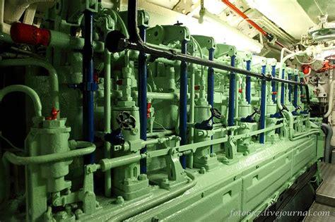 U Boat Diesel Engine by German U Boat Engine Supercharged Germaniawerf 6