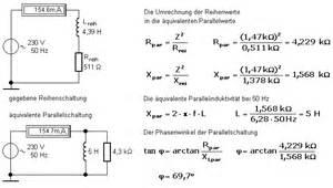 Parallelschaltung Strom Berechnen : kompensation von blindwiderst nden mit berechnungsbeispiel ~ Themetempest.com Abrechnung