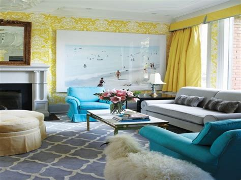turquoise and grey living room ideas modern house